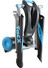 Tacx Genius - Home-trainer - bleu/noir